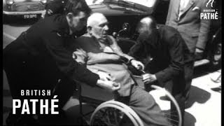 """""""Taximen do good turn"""" - Taxi Charity features in British Pathé newsreel from 1961"""