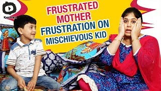 Nonton Frustrated Mother Frustration On Mischievous Kid   Frustrated Woman Telugu Web Series   Sunaina Film Subtitle Indonesia Streaming Movie Download