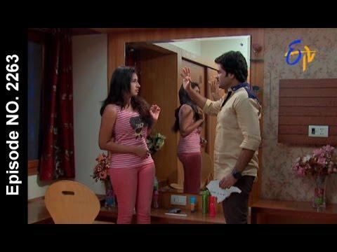 Aadade Aadharam  18th  October 2016  Full Episode No 2263 ETV Telugu