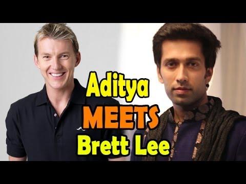 Video Pyar Ka Dard Hai : Nakuul Mehta aka Aditya MEETS Cricketer Brett Lee | EXCLUSIVE download in MP3, 3GP, MP4, WEBM, AVI, FLV January 2017