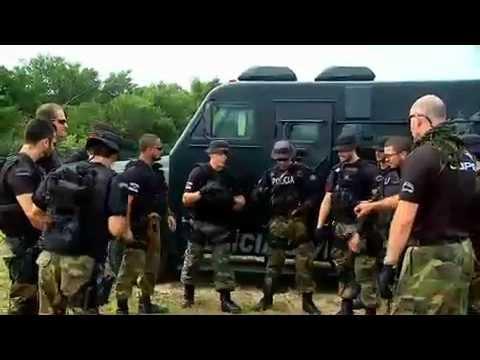 RedeTV! - Operação de Risco - Acompanhe o treinamento dos policiais da COPE