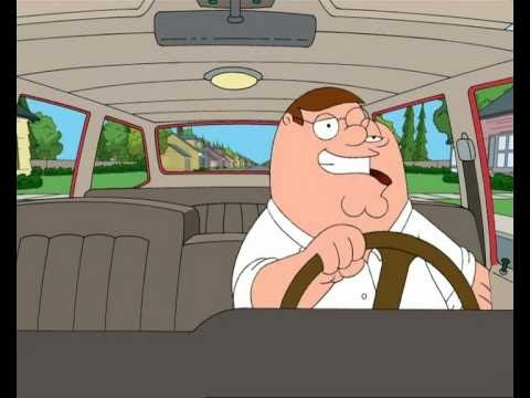 peter griffin si ferma al mc drive