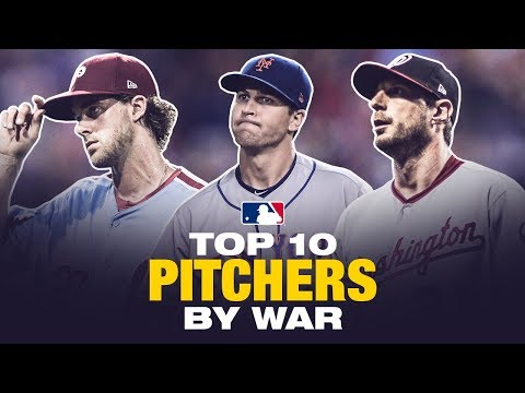Video: 2018's Top 10 Pitchers by WAR