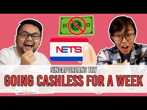 Singaporeans Try: Going Cashless For A Week