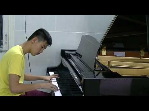 Kabalevsky Novelette - ABRSM 2018 Piano - Grade 5