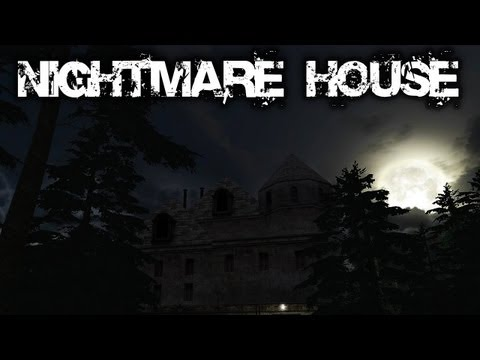 Let's Play Nightmare House 1 #001 [Deutsch] [HD+] - Remake: Betreten Verboten!