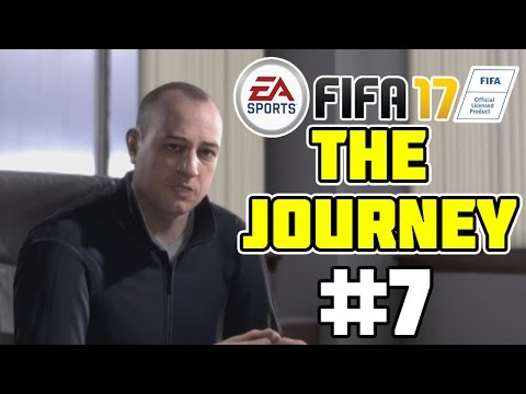 FIFA 17 - The Journey - Episode 7 - Benched