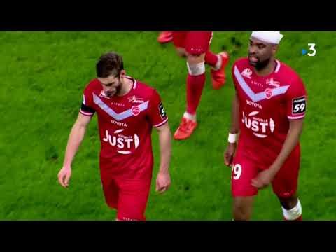 LIgue 2 - 26e journée : VAFC 2-0 Ajaccio