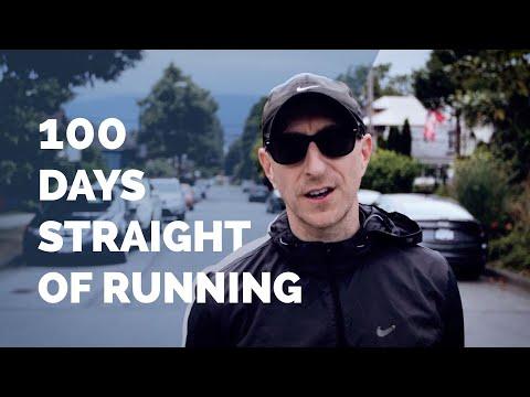 I Ran 100 Days Straight. Here's What Happened.