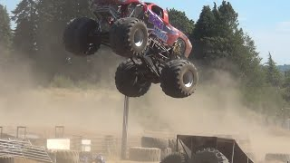Longview (WA) United States  City pictures : Mike Welch Motorsports freestyle(sun) @ Longview,Wa. 2015