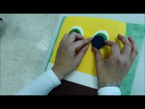 كيكة سبونج بوب - Sponge Bob Cake - مركز لمسات