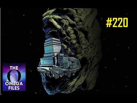 THE OMEGA FILES #220 - SHADA 2017