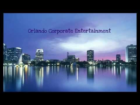 Orlando Corporate Entertainer