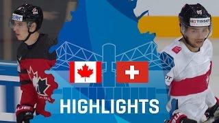 Канада - Швейцария2-3 OT