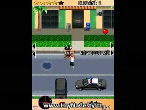 Gangstar 2: Kings of LA [J2ME, JAVA] videorecenze