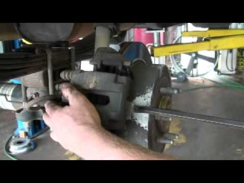 Ellijay Auto Repair How to Replace Rear Brakes on the 2005 Ford F-150 4X4