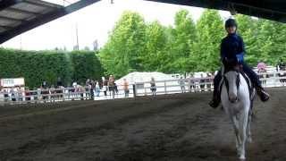 Monroe (WA) United States  city pictures gallery : Horse Riding Showmanship @ Evergreen State Fair, Monroe, WA. USA