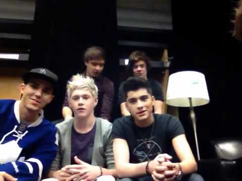 BTR and One Direction! + Real Life Fruit Ninja?! Video
