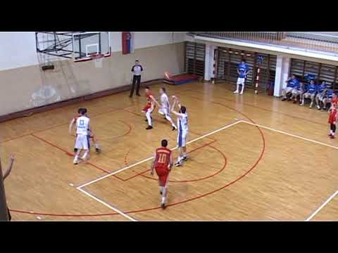"4 kolo Play out KK ""Crnokosa″ – KK ""Pozarevac"" 98:90"