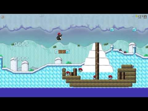 SuperTux 0.4.0Yeti's Revenge-Part.18-Pirate's Harbor