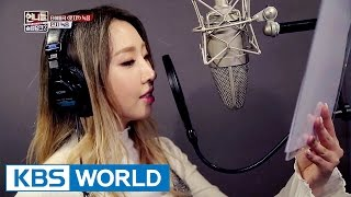 Video Talented Minzy shows off her skills in the recording booth [Sister's Slam Dunk Season2 / 2017.04.21] MP3, 3GP, MP4, WEBM, AVI, FLV Desember 2017