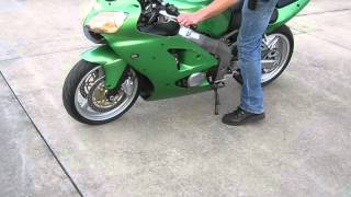 7. 2006 ZZR600 NINJA $2100 FOR SALE WWW.RACERSEDGE411.COM