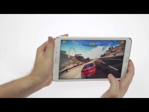 Samsung Galaxy Tab 4 8 inch Gaming
