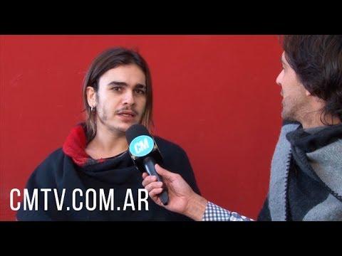Airbag video La luz eterna - Entrevista | Argentina - Mayo | 2017