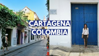 Cartagena Colombia  city images : Travel Vlog: The Magical Streets Of Cartagena Colombia (Things To Do)