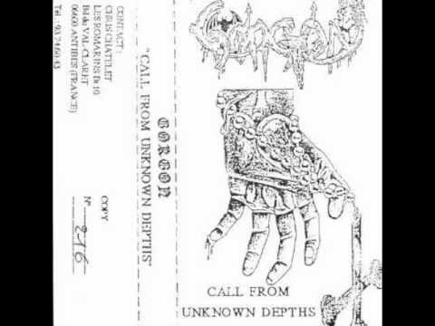 Gorgon - Call from Unknown Depths (1992) (Underground Black Metal France)