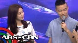 Download Video It's Showtime: Park Shin-hye meets Ryan Bang MP3 3GP MP4