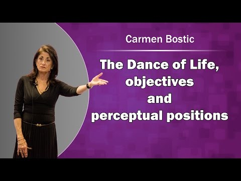 The Dance of Life, objectives and perceptual positions