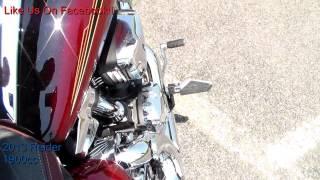 8. 2013 Yamaha Raider