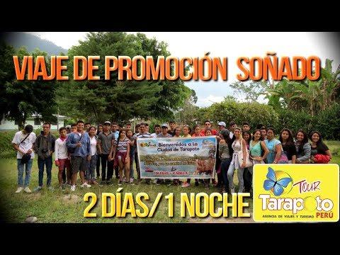 TU PROMOCIÓN ESCOLAR SOÑADA CON TOUR TARAPOTO PERU