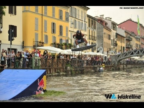 The Wakeboard Event that Rocked Milan!