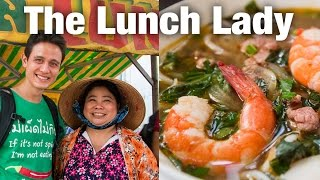 The Lunch Lady Of Saigon - A Legendary Bowl Of Noodles