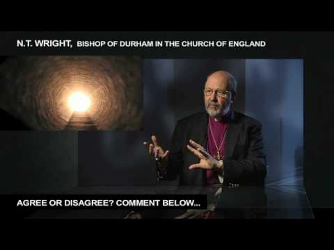 What Does Heaven Look Like?  NT Wright on 100 Huntley Street (HD)
