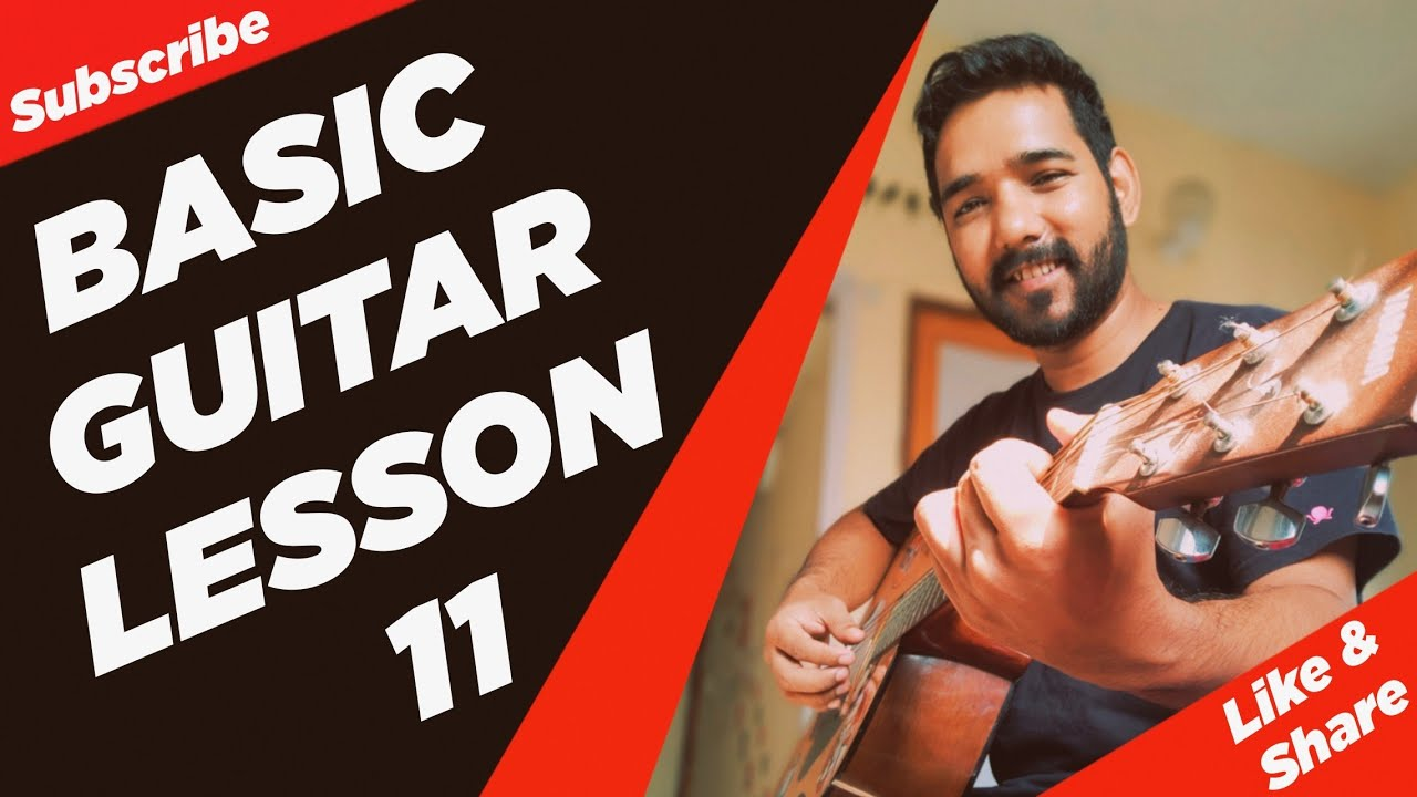 Basic Guitar Lesson 11 (Capo Theory of Guitar) in Hindi by Acoustic Pahadi