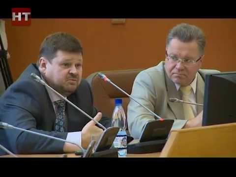 Депутаты Думы Великого Новгорода обсудили будущее муниципального предприятия «Теплоэнерго»