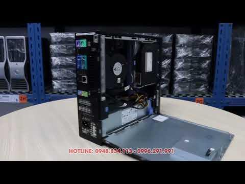 Máy tính đồng bộ Dell optiplex 790 hàng nhập khẩu nguyên zin