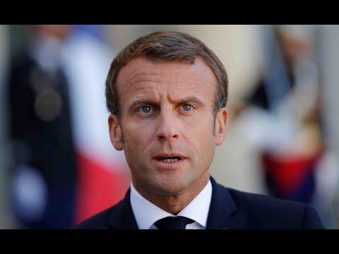 Frankreich: Präsident Macron will die Migrationspoliti ...