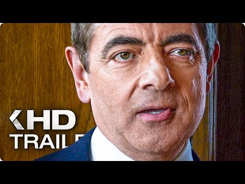 JOHNNY ENGLISH 3 Trailer German Deutsch (2018)