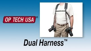 OP/TECH USA Dual Harness Demonstration