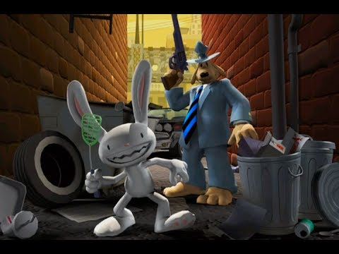 Sam & Max : Episode 106 : Bright Side of the Moon PC