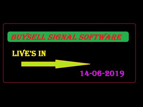 Buy Sell Signal Software Live In 14/6/2019 Work In Mobile