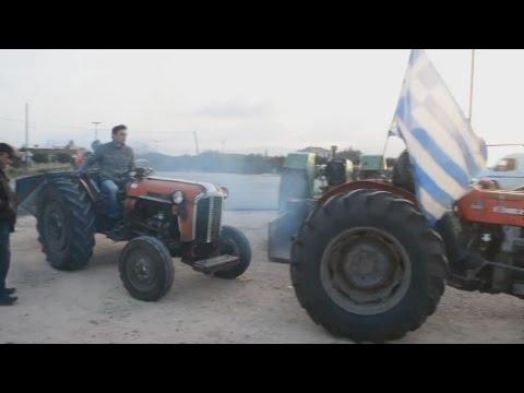 Αποχώρησαν από το μπλόκο της Δαλαμανάρας οι αγρότες