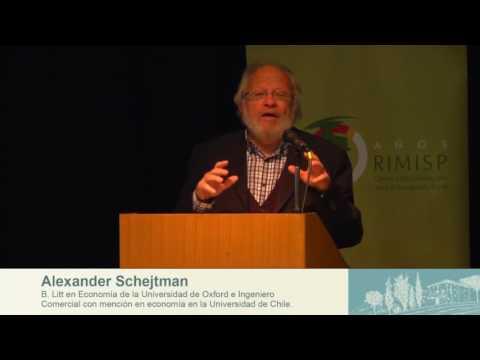 Seminario Alexander Schejtman (bloque 6) / Sesión Homenaje