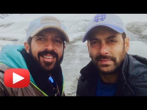 Salman Khan Shoots in 2 Degrees in Kashmir | Bajra