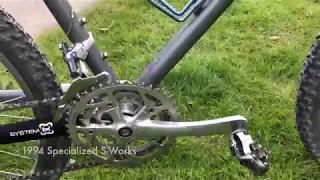 Video 90s vintage mountain bikes in Lake District MP3, 3GP, MP4, WEBM, AVI, FLV Juli 2018