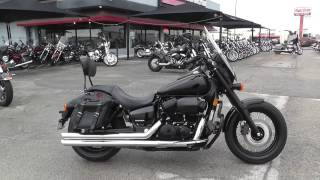 8. 502312 - 2015 Honda Shadow Phantom   VT750C2B - Used motorcycles for sale